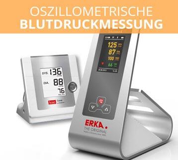 Oszilometrische Blutdruckmessung