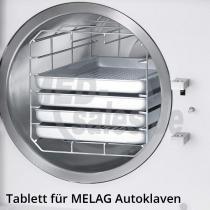 Tablett für MELAG Autoklaven