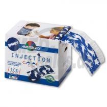 """Injektionspflaster INJECTION Motiv: """"SPOOKY"""" leuchtet im Dunkeln 39x18mm, color"""