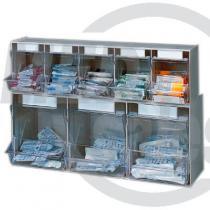 PicBox® Injektionsset Kanülenspender inkl. Befestigungswinkel 1 Paar