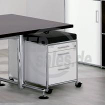Modul Space Rollcontainer mit Sitzkissen, Bosse