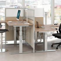 Quadrifoglio Schreibtisch sit & stand