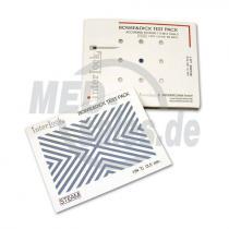 Interlock Bowie & Dick Einmal-Testpaket zur Sterilisationskontrolle