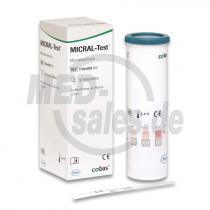 Micral-Test® Teststreifen zur Mikroalbuminurie-Früherkennung