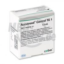 Accutrend® Control TG Kontrolllösung Accutrend Control TG