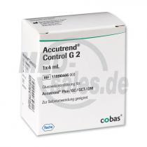 Accutrend® Control G Kontrolllösung Accutrend Control G2