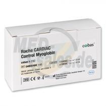 Roche CARDIAC Control M Kontrolllösung Control M, 2 x 1 ml