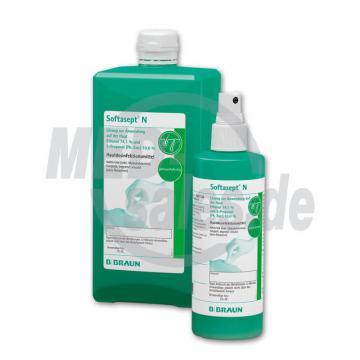 B.BRAUN SOFTASEPT® N farblos Hautdesinfektion 250 ml-Sprühflasche