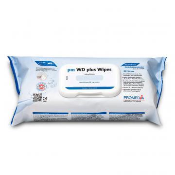 pm WD plus Wipes Flächendesinfektionstücher
