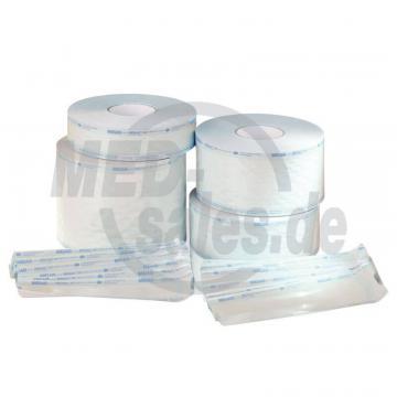 MELAfol® Klarsicht-Sterilisierverpackung 5 cm x 200 m Rolle,