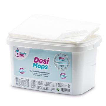 DesiMops™ Einmal-Mopps zur Flächendesinfektion