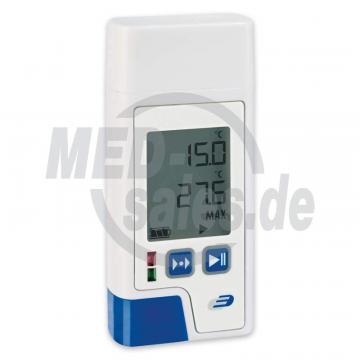 Temperatur-/Datenlogger mit Display