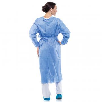 OP-Kittel  steril, blau