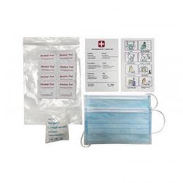 Epidemie-Kit Einmal-Set (sofort lieferbar)