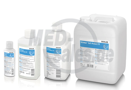 Skinman™ Soft Protect FF Händedesinfektionsmittel